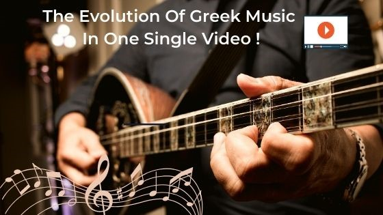 the evolution of greek music