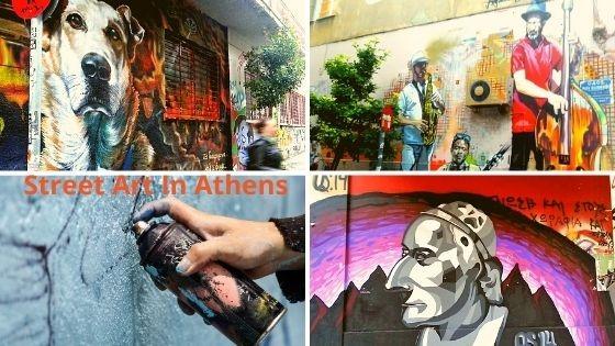 streetart in Athens