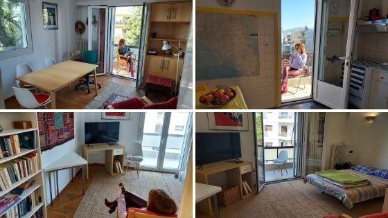 apartment in maroussi